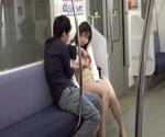 『そんなに触ったら・・・おばさんここでセックスしたくなっちゃう』無意識に胸が密着してしまい真面目な青年を痴漢師に変えてしまう迷惑巨乳女207