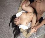 妻が居ない日、巨乳の義理の娘を犯し尽くす父親近親相姦映像07