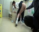 トイレ押し込みレイプ犯罪投稿映像01